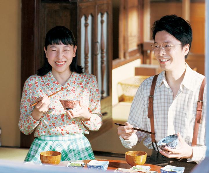 NHK朝ドラまんぷくネタバレあらすじキャスト視聴率や主題歌考察