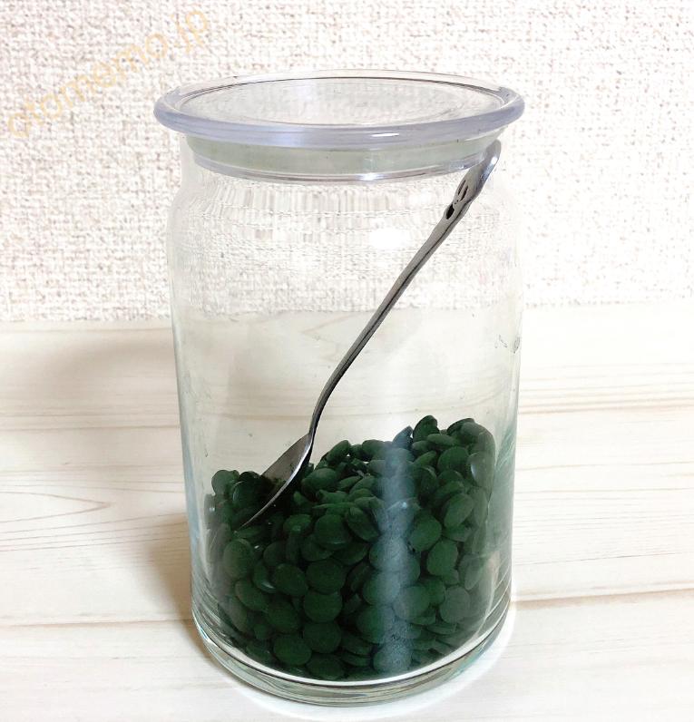 スピルリナ100%(ジャパン・アルジェ)サプリ効果効能・口コミ