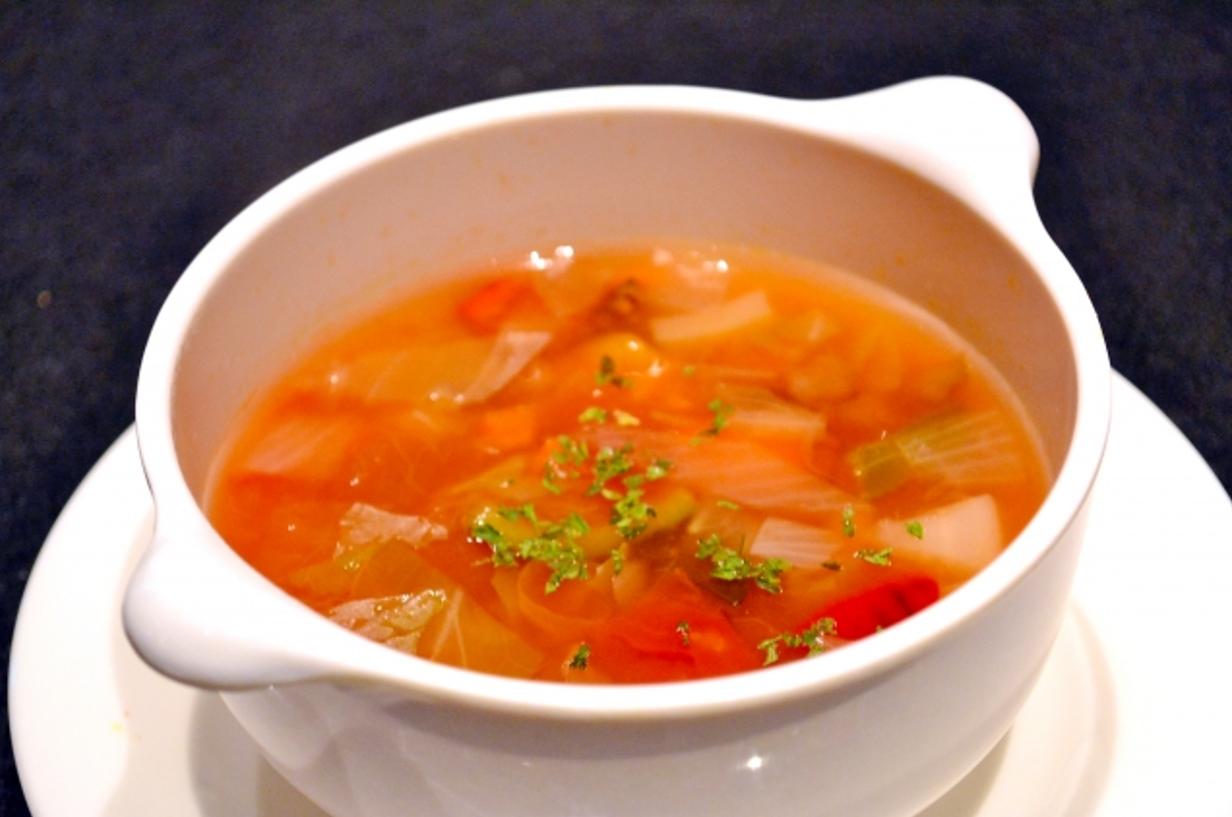 野菜スープで体を温めて置き換えダイエットをしてみよう!