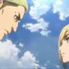 チビ親父だと…リヴァイ兵長、エレンの表情が!進撃の巨人Season 3 第46話「壁の王」NHKアニメ見逃せないあらすじ、ネタバレ、感想